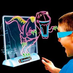 Дошка для малявання 3D